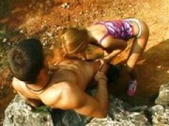 Teen Outdoor Sex