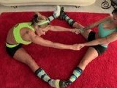 Fitnesstraining mit Natursekt Sex